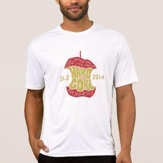 Camiseta de la tecnología de los corredores del nú