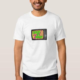 Camiseta de la televisión de KBN Polera
