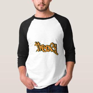Camiseta de la teoría camisas