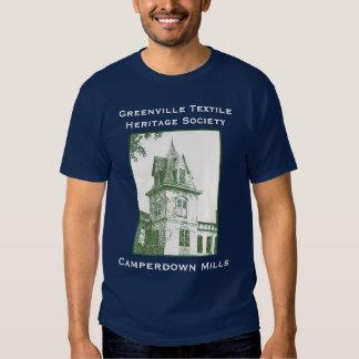 Camiseta de la torre de Camperdown Camisas