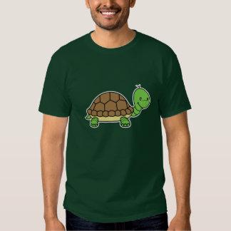 Camiseta de la tortuga poleras