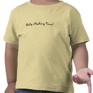 Camiseta de la transferencia del niño