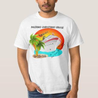 Camiseta de la travesía playera