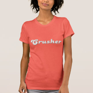 camiseta de la trituradora playeras