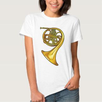 Camiseta de la trompa playeras