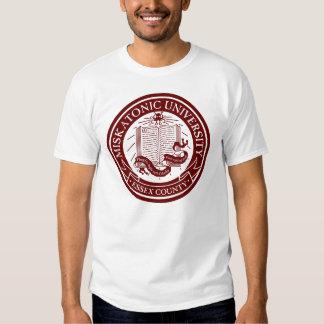 Camiseta de la universidad de Miskatonic Playera