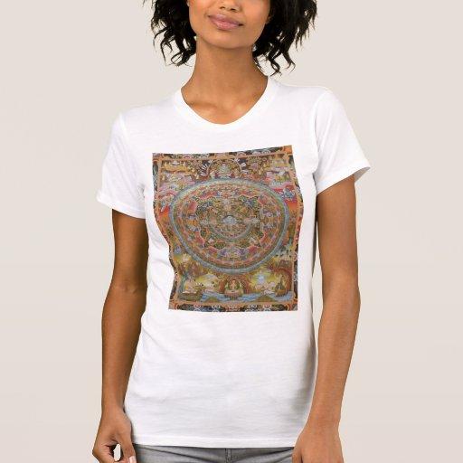 Camiseta de la vida de Buda Remeras