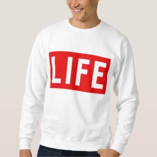 Camiseta de la VIDA Sudaderas Encapuchadas