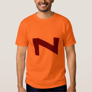 Camiseta de la vuelta del dibujo animado del poder playera