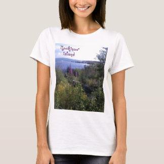 Camiseta de Ladys de la isla de Mackinaw