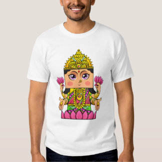 Camiseta de Lakshmi de la diosa Playera