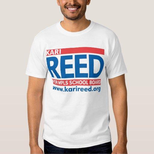 Camiseta de lámina de Kari Remera