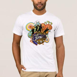 Camiseta de las Áfricas occidentales de la fama