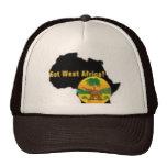 Camiseta   de las Áfricas occidentales y etc Gorras
