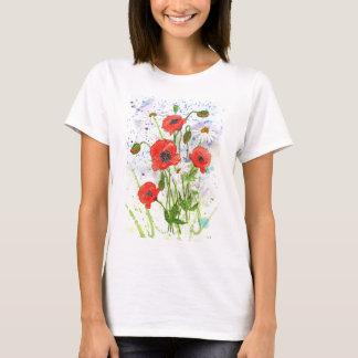 """Camiseta de las """"amapolas"""""""