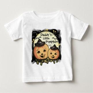 Camiseta de las calabazas del vintage de Halloween Playera