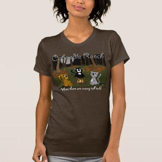 """Camiseta de las """"colas altas"""""""