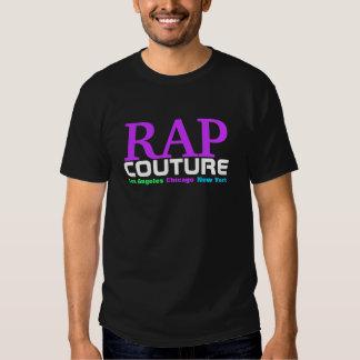 Camiseta de las costuras del rap somos KIDDD Poleras