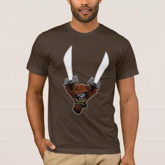 Camiseta de las espadas de Brunzy