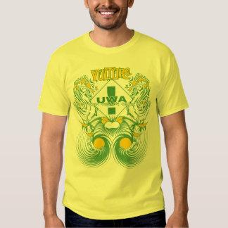 Camiseta de las estrellas del buitre que barre remeras