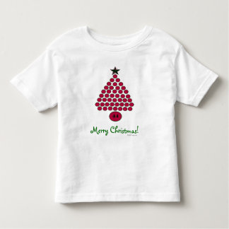 Camiseta de las Felices Navidad del niño de Obama Remeras