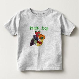 Camiseta de las frutas de los niños 5