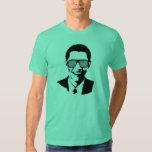 Camiseta de las gafas de sol de Barack Obama Playera