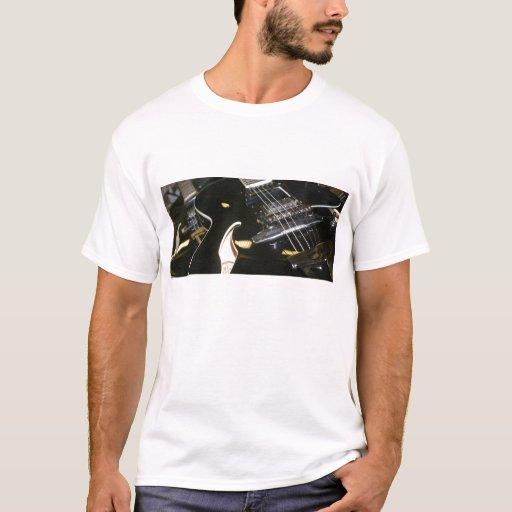Camiseta de las guitarras eléctricas