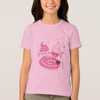 Camiseta de las hermanas del yogurt congelado playera