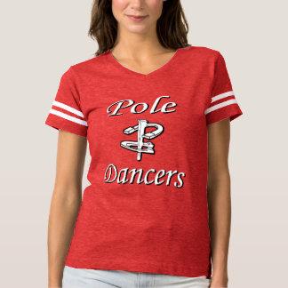 Camiseta de las herraduras de las mujeres playera