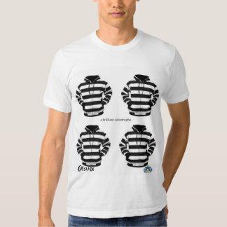 camiseta de las ilustraciones de ABC del @BSLADE™ Playera