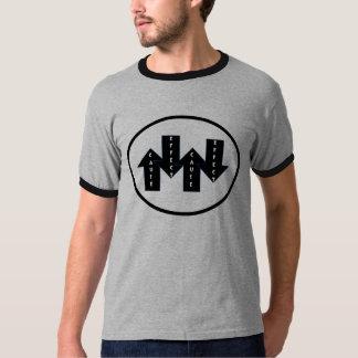 Camiseta de las karmas del efecto de Cause&