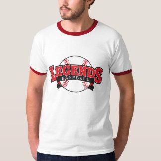 Camiseta de las leyendas del papá remeras