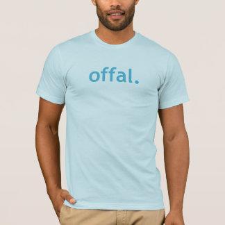 camiseta de las menudencias