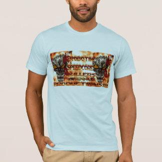 Camiseta de las producciones de los asesinos de