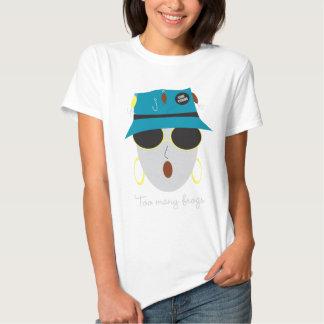 """Camiseta de las """"ranas"""" de AnabelNY Remeras"""
