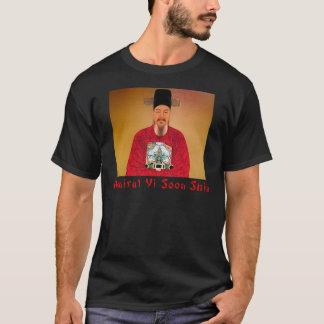 Camiseta de las realizaciones de la espinilla de