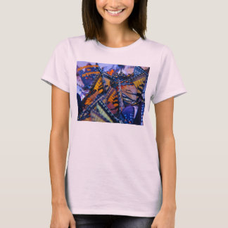 """Camiseta de las señoras - """"convenio de la mariposa"""