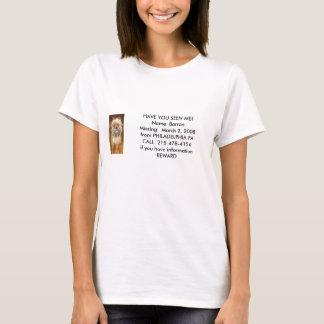 Camiseta de las señoras de Barron