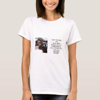 Camiseta de las señoras de Edna