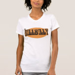Camiseta de las señoras de Hillybilly