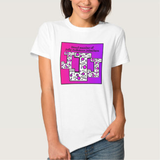 Camiseta de las señoras de JJJ Polera