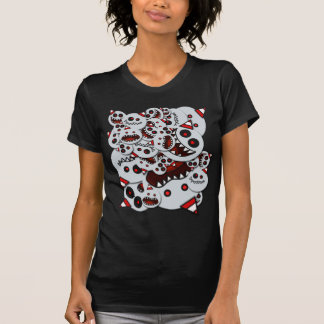 Camiseta de las señoras de Kaniballz Polera