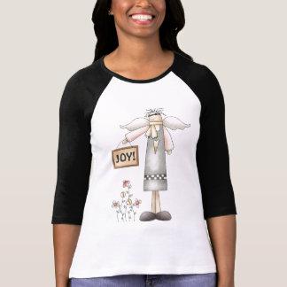 Camiseta de las señoras de la Ángel-Alegría