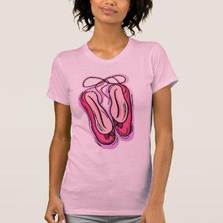 Camiseta de las señoras de los deslizadores de la playeras
