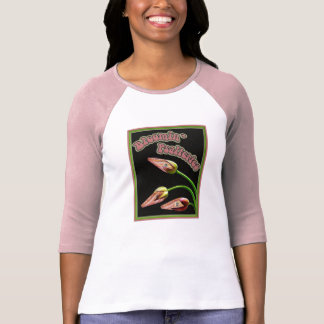 Camiseta de las señoras de los salterios de remeras