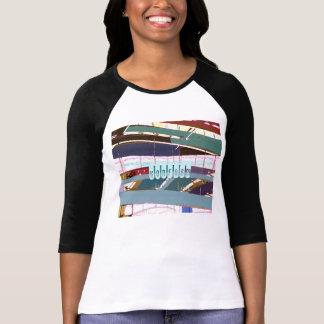 """Camiseta de las señoras de """"Mallrat"""" Playeras"""