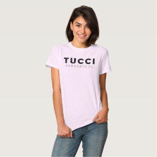 Camiseta de las señoras de TUCCI Playera
