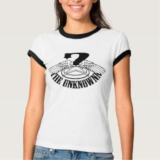 Camiseta de las señoras de Unknownn Playera