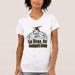 Camiseta de las señoras - décimo quinto